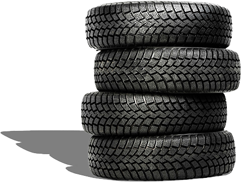 tyre-stack